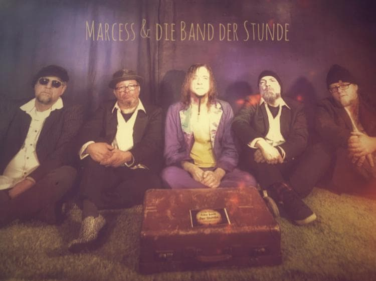 Marcess – Die Band der Stunde live @Culture Garage