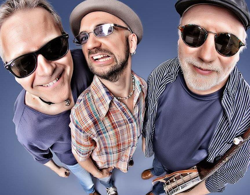 Carlini, Dodo Leo & Martin CD-Release Konzert